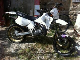 Yamaha 125 DTR ..