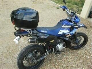 Yamaha 125 dtx