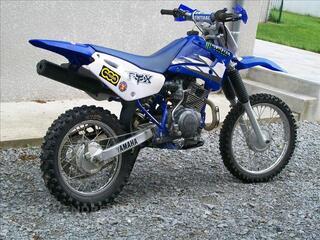 Yamaha 125 TTR petites roues
