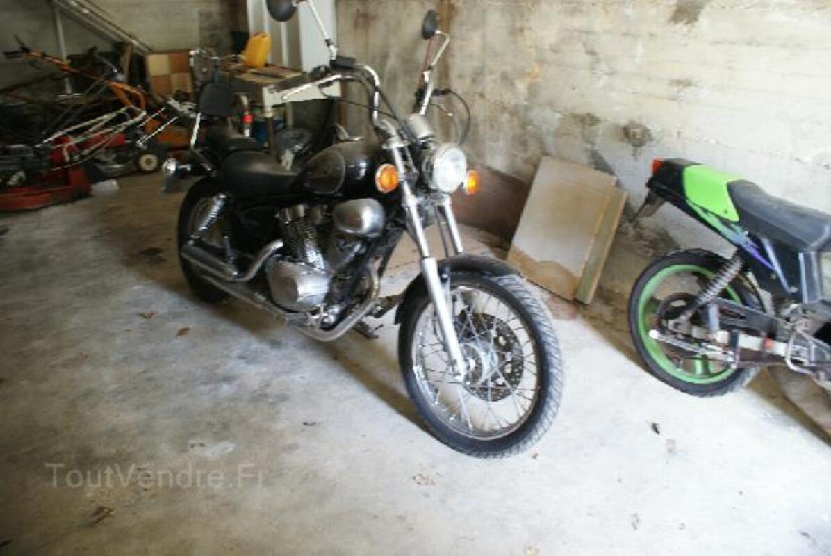 Yamaha 125 virago 93801870