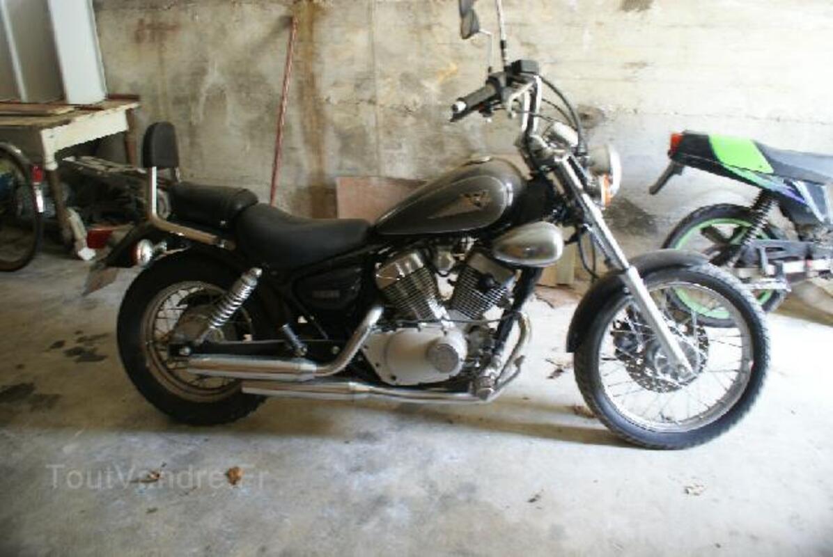 Yamaha 125 virago 93801871