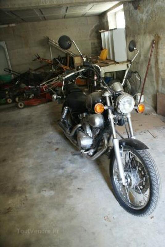Yamaha 125 virago 93801872