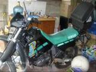 Yamaha 125cm3 DTR