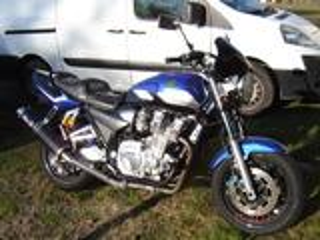 Yamaha 1300 xjr SP de 2001 échange possible