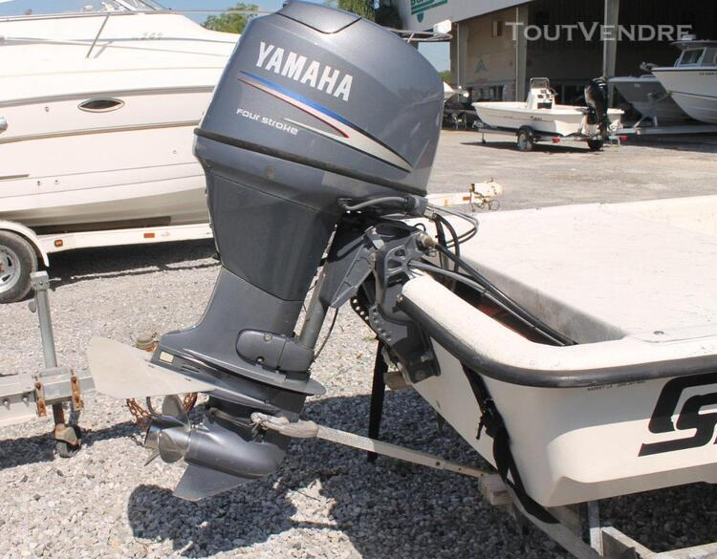 Yamaha 2011 50 ps 4 temps moteur hors-bord 293299079