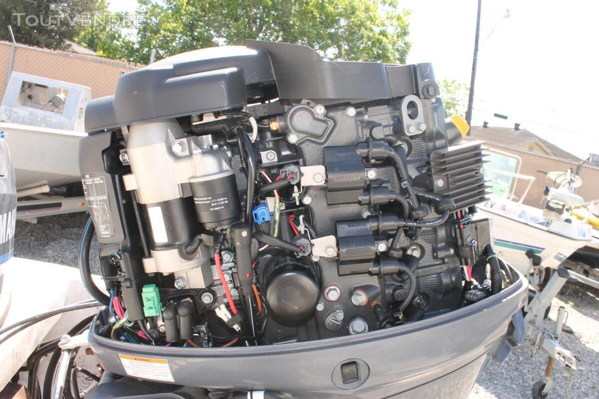 Yamaha 2011 50 ps 4 temps moteur hors-bord 293299097