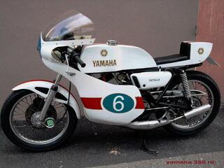 Yamaha 350 rd