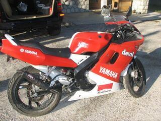 Yamaha 50 tzr 2001