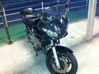 Yamaha 600 FZ6S fazer