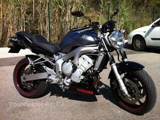 Yamaha FZ6 N 98 cv