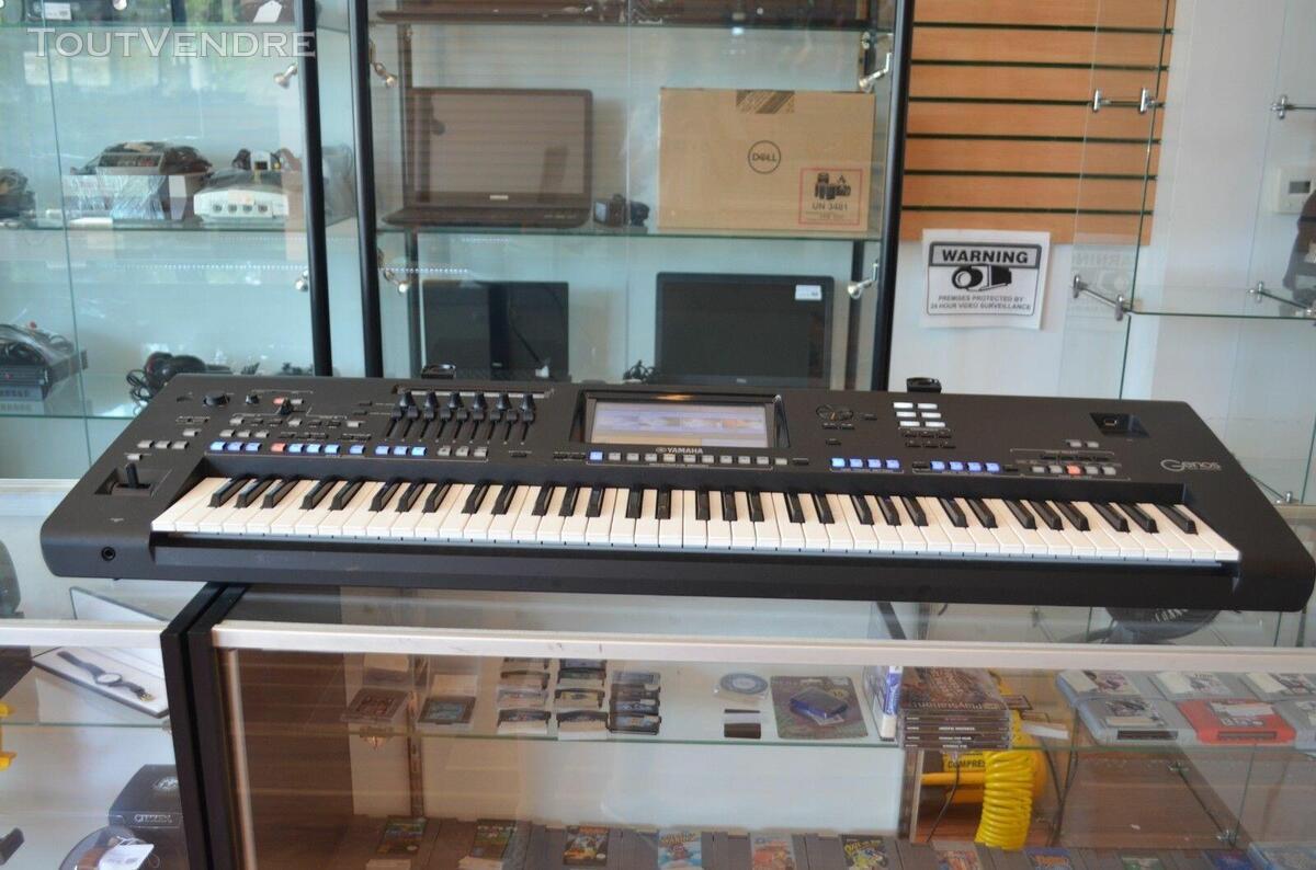 Yamaha Genos 76-key - Clavier de station de travail 476778596