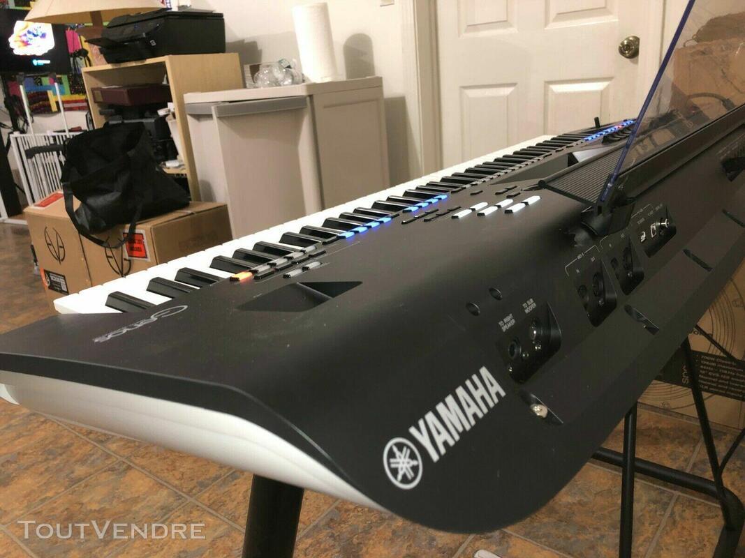 Yamaha Genos 76-key - clavier de station de travail 536415488