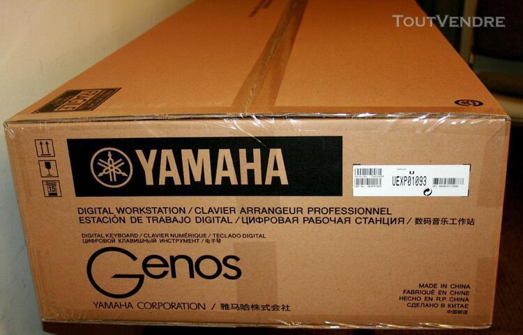 Yamaha Genos 76 touches 338032760
