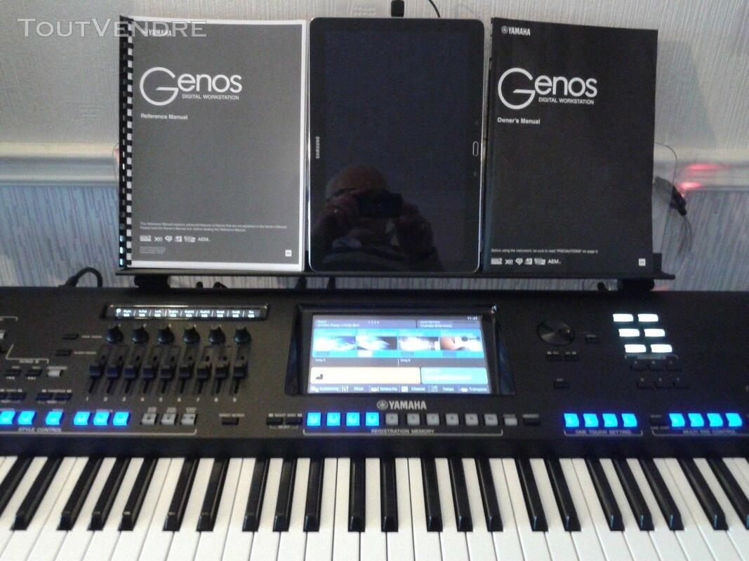 Yamaha Genos Keyboard 2017 - 76 touches 324809501