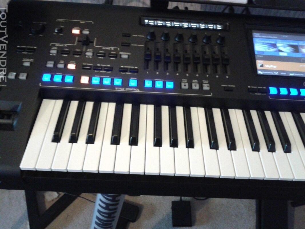 Yamaha Genos Keyboard 2017 - 76 touches 324809504
