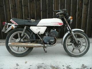 Yamaha Rdx 125