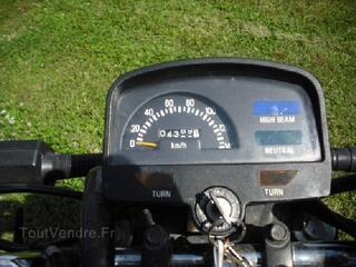 Yamaha SR 125 affaire rare.