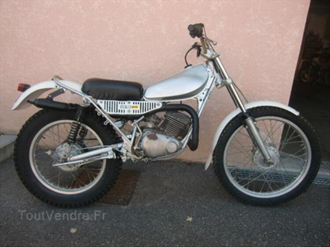 Yamaha ty 125 type 541 64614838