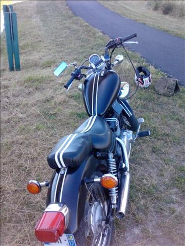 Yamaha virago 125 14084094
