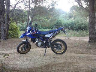 Yamaha WRX 125cm3 2010