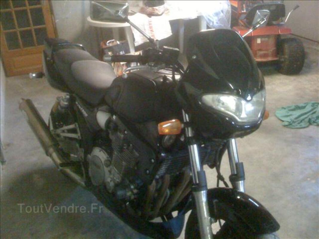 Yamaha XJR 1300 année 2001 929292
