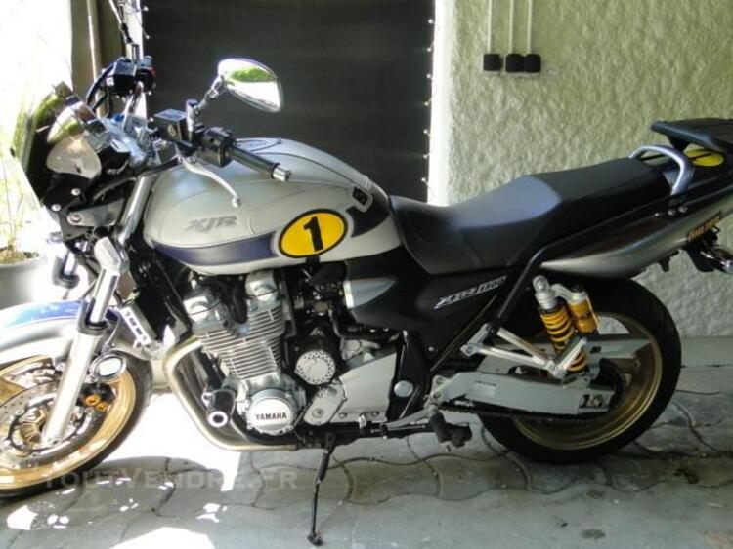 YAMAHA XJR 1300 Silver Tech 2009 83124393