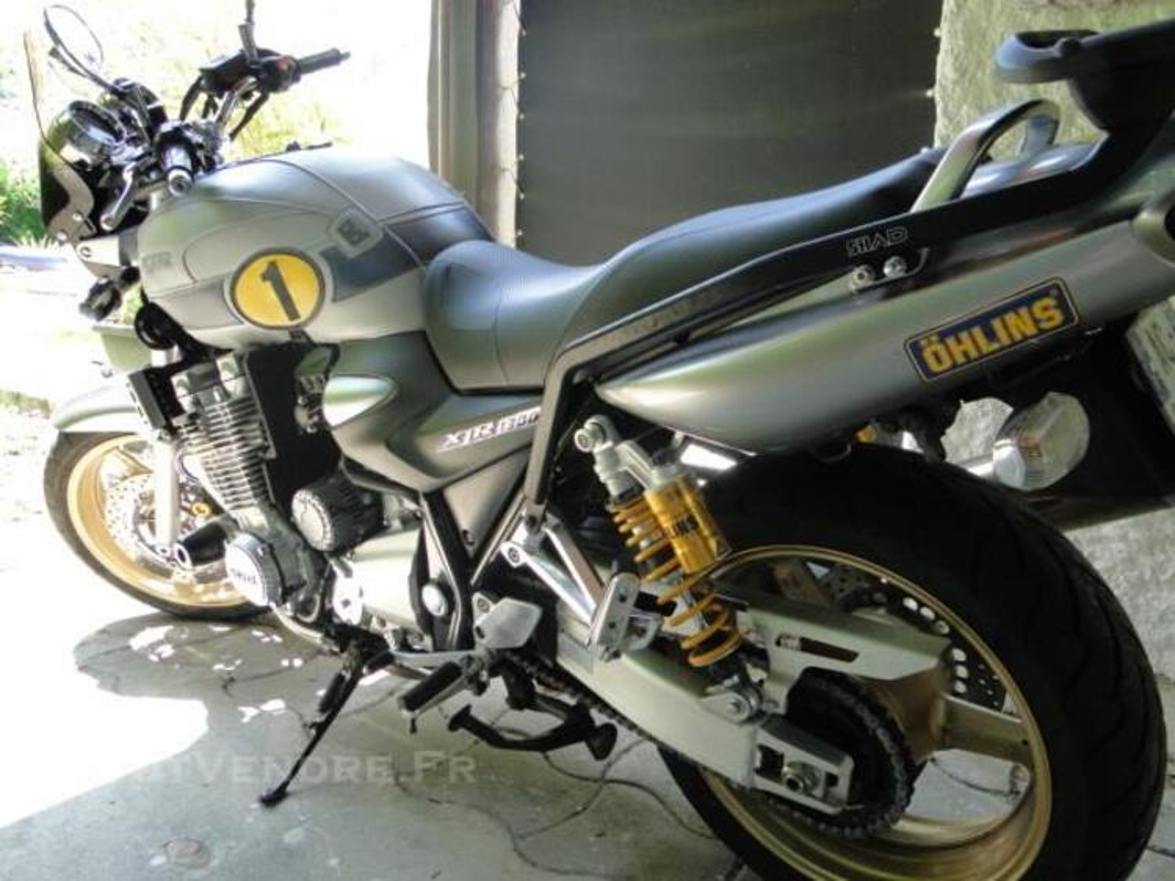 YAMAHA XJR 1300 Silver Tech 2009 83124395