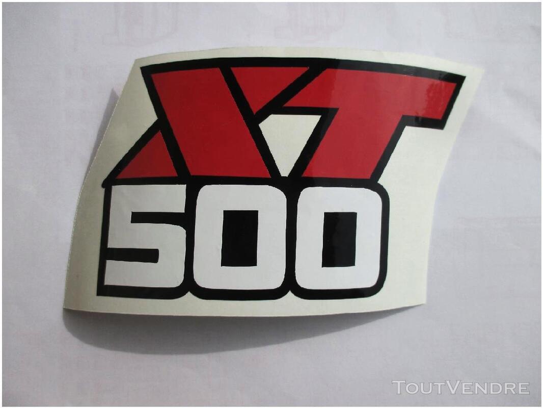 YAMAHA XT500 290967965