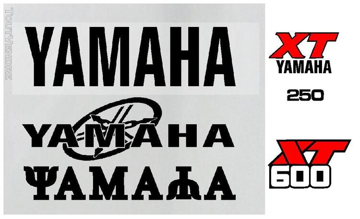 YAMAHA XT500 290967968