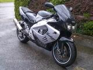 Yamaha YZF 1000 Thunderace entièrement refaite