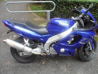 Yamaha YZF 600 Thundercat 2002