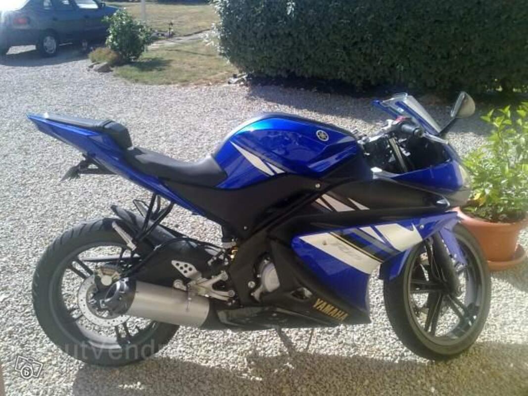 Yamaha yzf-r 125 14247728