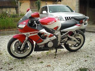 YAMAHA YZF R6 1999 2000