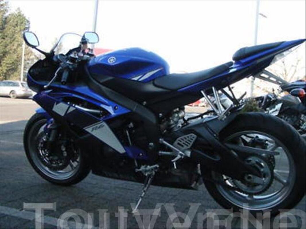 Yamaha YZF R6 Bleue 45001184