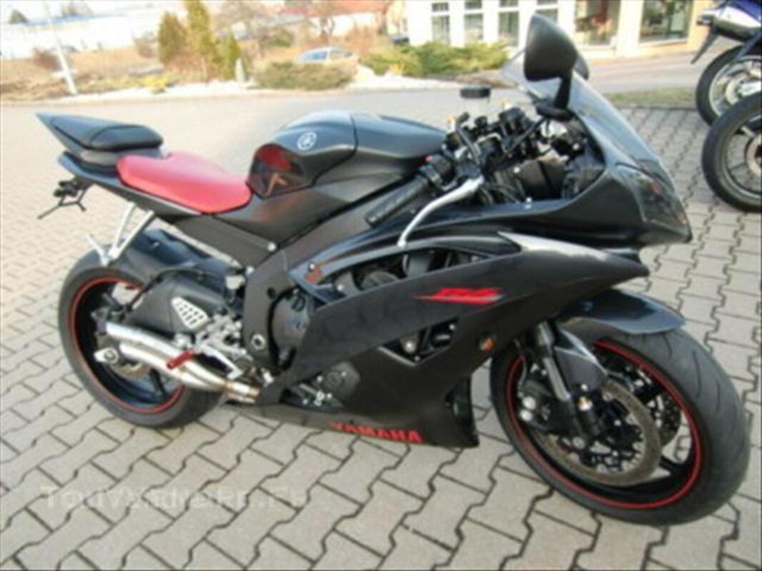 Yamaha YZF R6 43789669