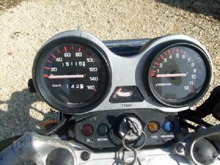 Yamaha125 cm3 rdlc