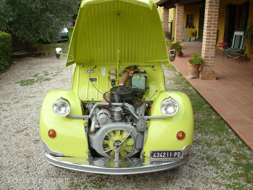 1976 citroen 2cv menton 06500 voitures