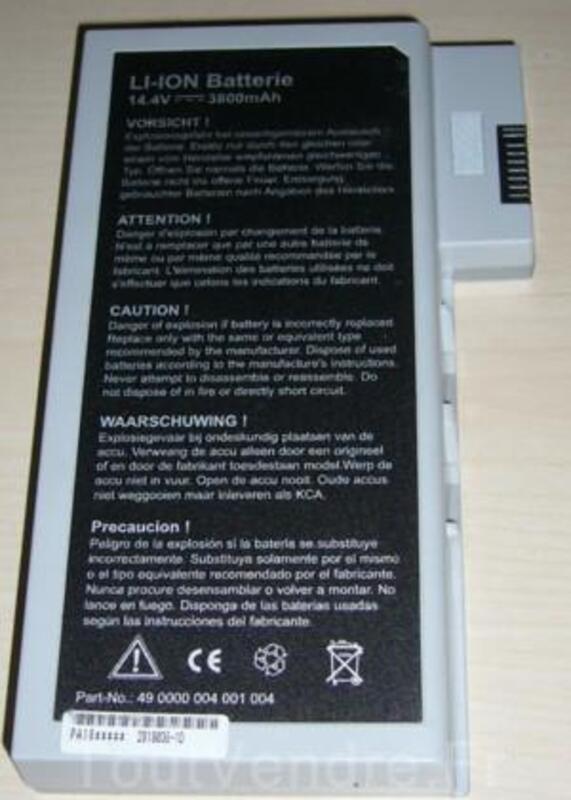 Batterie Pc portable medion MD9583