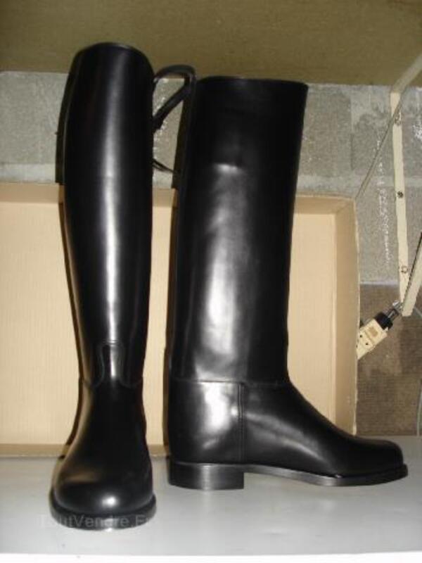 Bottes cavalier WESTON neuves pointure 43 jamais portée 93008040