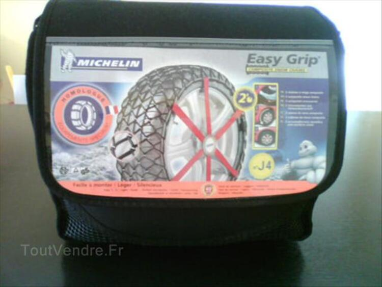 CHAINES EASY GRIP MICHELIN 1