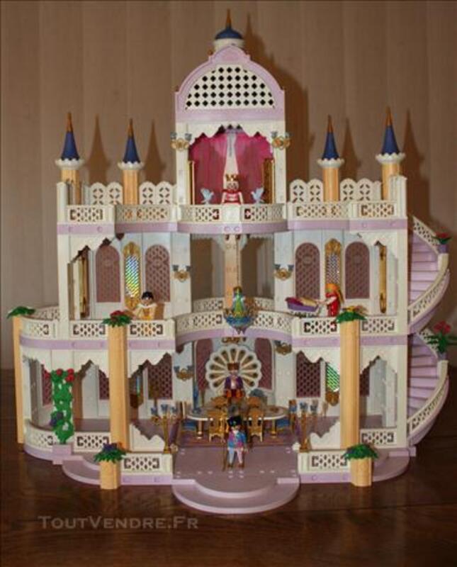 chteau princesse playmobil chambre divers 76611224 - Playmobil Chambres Princesses
