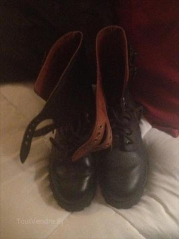 Chaussures Rangers Pointure 38