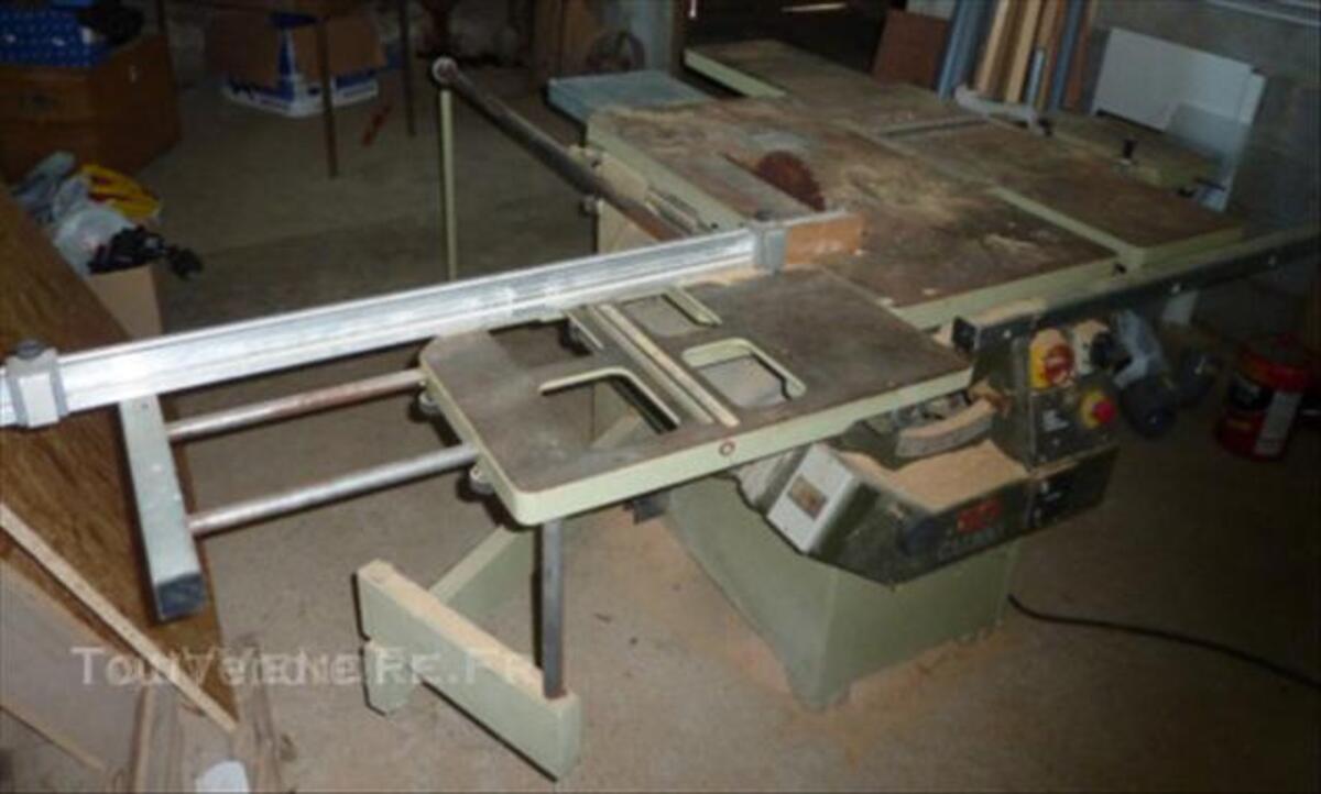 Combiné, machine à bois scm 1