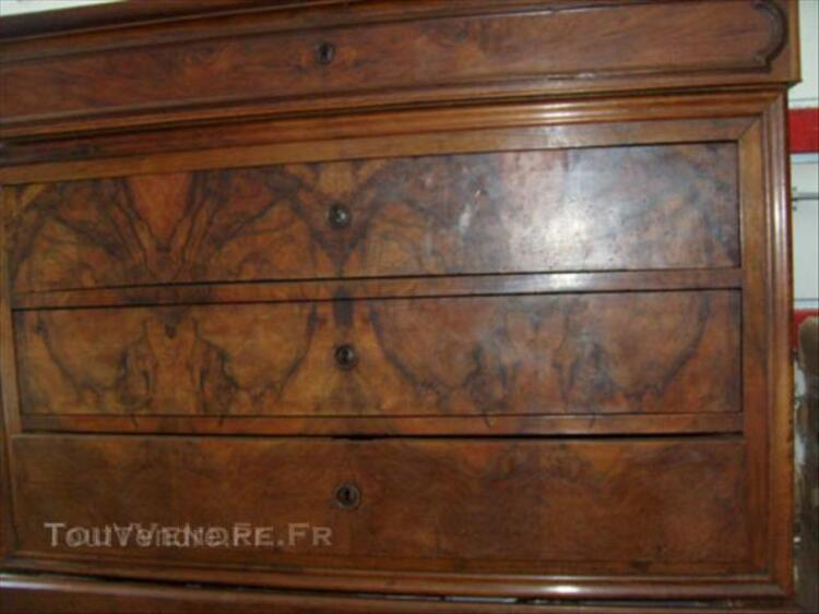 Commode louis philippe 5 tiroirs