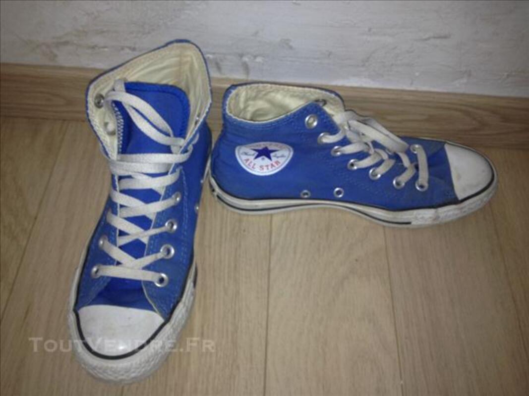 Converse Basse Bleu Marine Taille 37