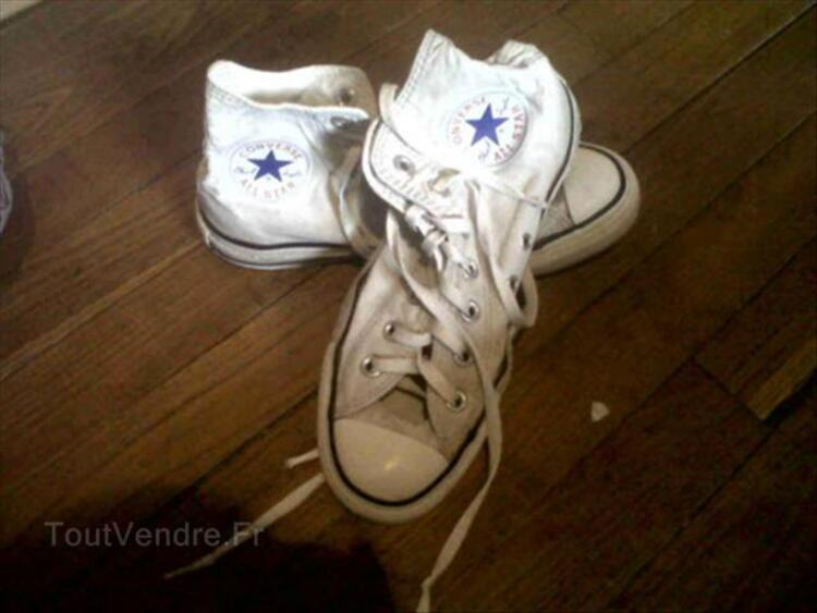 Converse Basse Blanche Pas Cher Taille 40