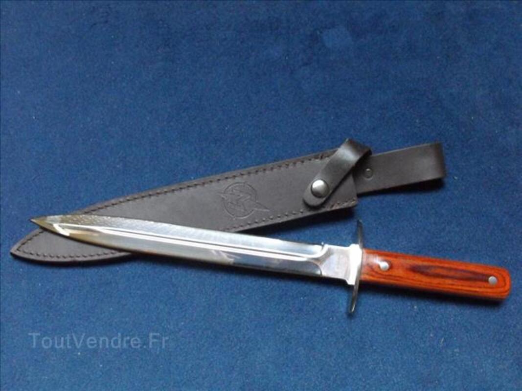 Dague pour la chasse