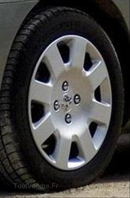 """Enjoliveur 16"""" Peugeot Jupiter"""