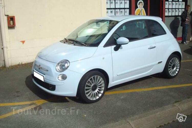 FIAT 500 1.2 8V 69CH SPORT Angers 49100