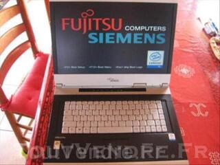 FUJITSU computer SIEMENS AMILO PRO 512 TBE DE MARCHE